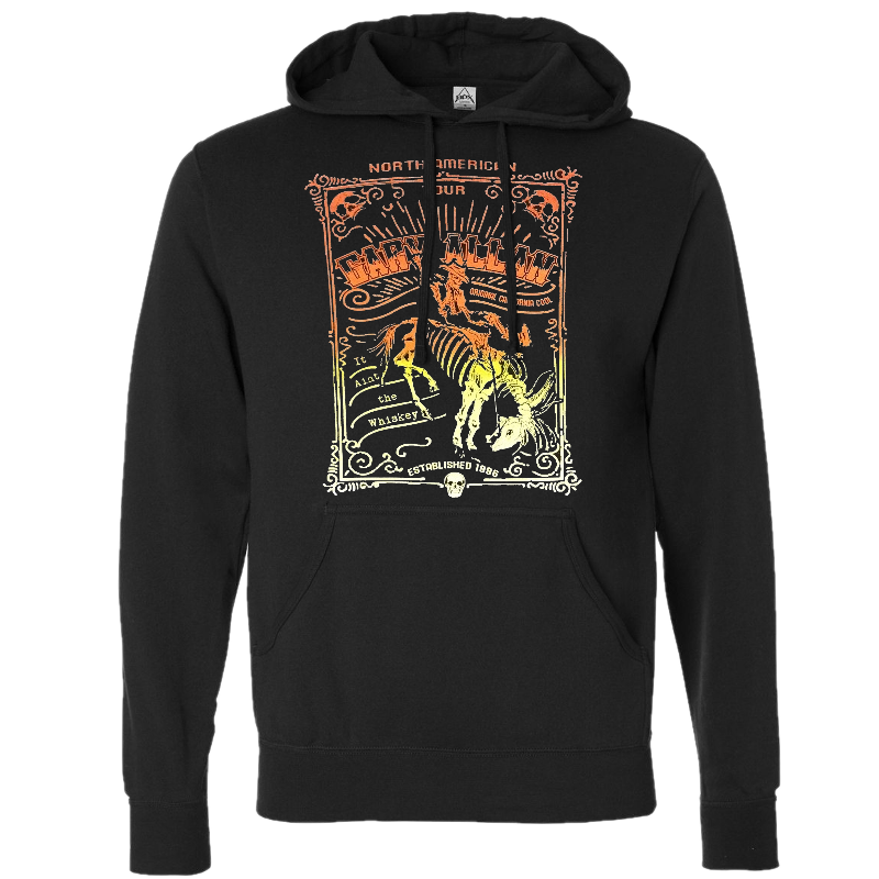 Gary Allan Black North American Tour Hoodie