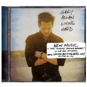 Gary Allan CD-Living Hard