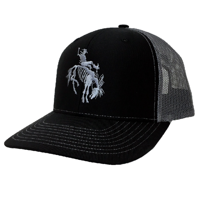 Gary Allan Black and Charcoal Ballcap