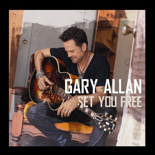 Gary Allan Cd- Set You Free