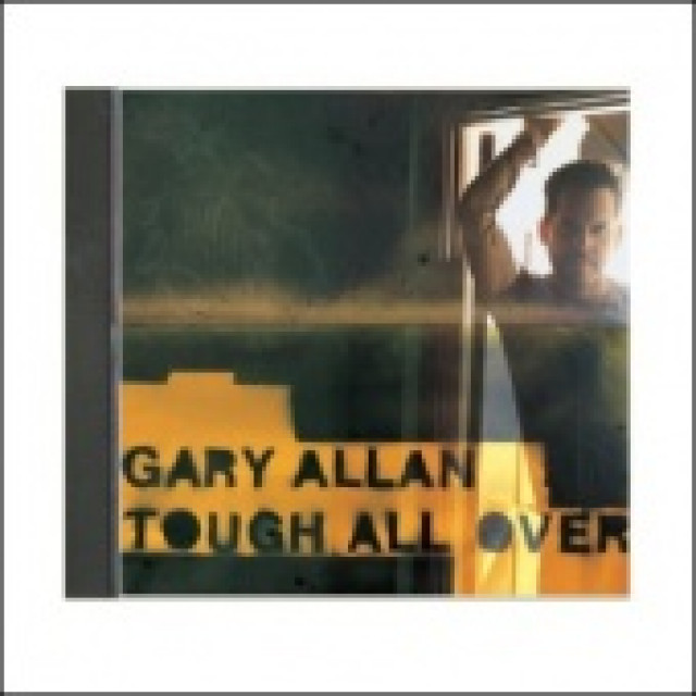 Gary Allan CD - Tough All Over