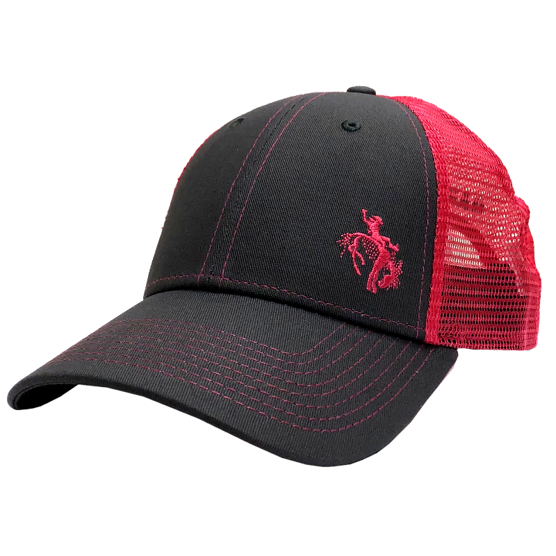 Gary Allan Charcoal and Neon Pink Ballcap