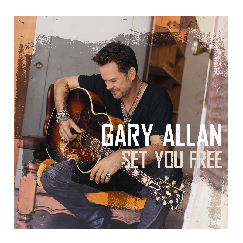 Gary Allan Cd- Set You Free