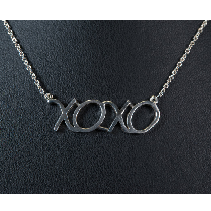 "Gary Allan Double XO Necklace w/ 20"" Chain"
