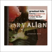 Gary Allan CD- Greatest Hits