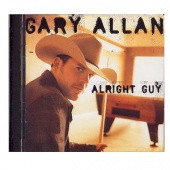 Gary Allan CD - Alright Guy
