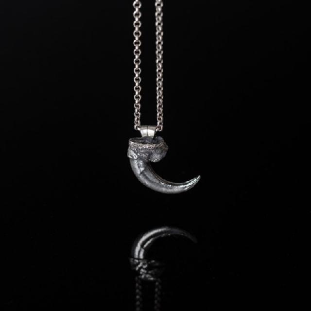 Gary Allan Eagle Claw Necklace