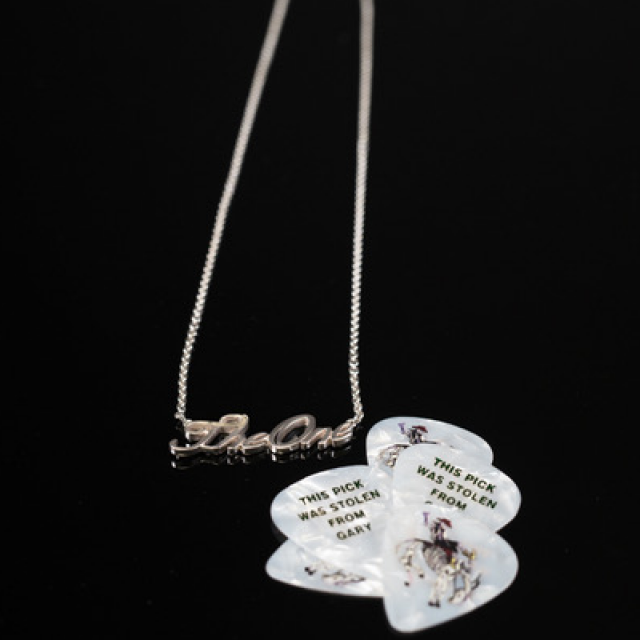 """Gary Allan The One Necklace w/ 20"""" Chain"""