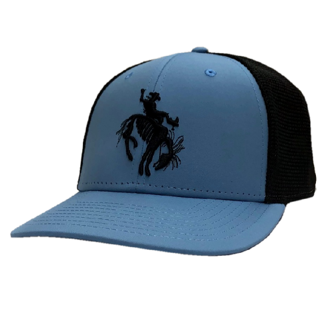 Gary Allan Carolina Blue and Black Ballcap