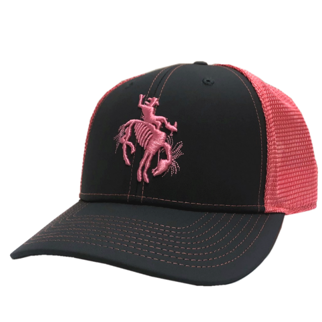 Gary Allan Charcoal and Pink Ballcap