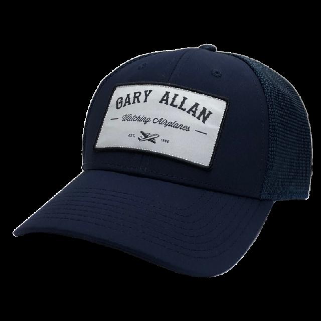 Gary Allan Watching Airlplanes Navy Ballcap