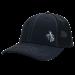Gary Allan Black Ballcap w/ Silver Logo