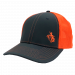 Gary Allan Charcoal and Neon Orange Ballcap
